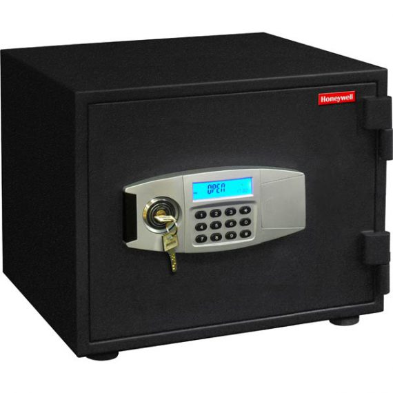 Honeywell 2113 .63 cu. ft. Brigade Series Fire Safe w/ Digital Lock