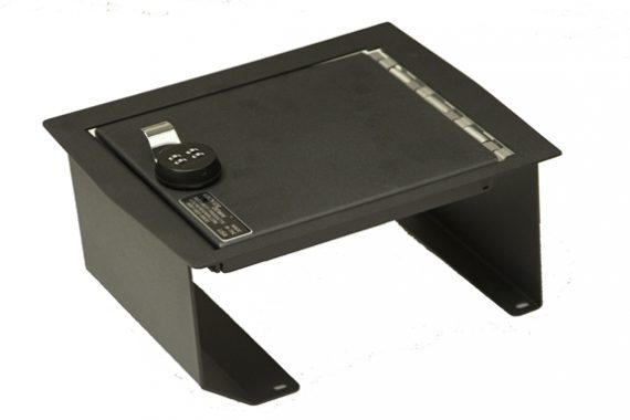Lock'er Down Console Safe 2005 - 2008 Ford F150 Lincoln LT with Full Floor Console Model LD2005