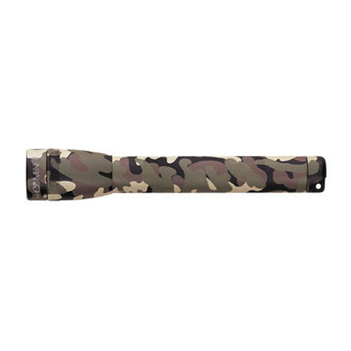 Maglite Mini-Mag Flashlight - AA Mini Mag Blister/Camo