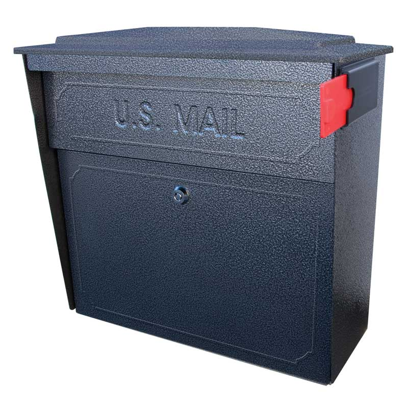 MailBoss 7175 Townhouse Wall Mount Locking Mailbox - Galaxy