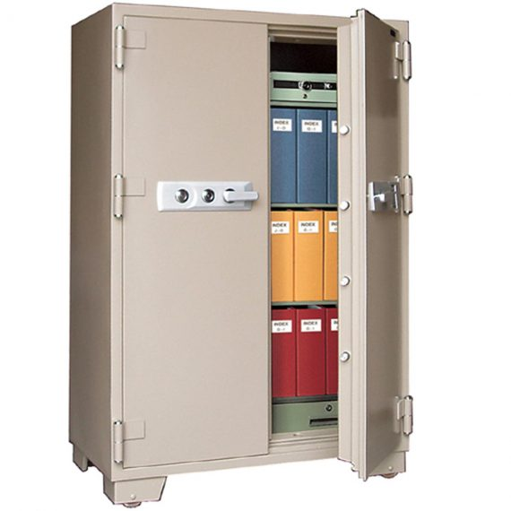 Mesa Safes MFS170DDE Safe - 2 Hour Fire Safe - 20.7 Cubic Feet