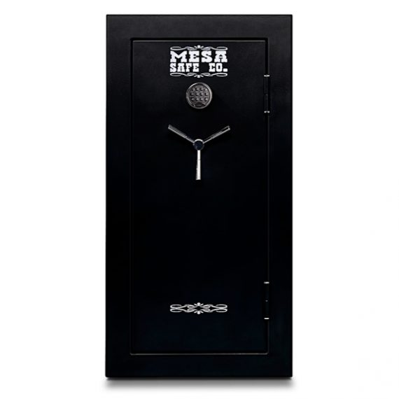 Mesa Safes MGS22E-ETL Gun Safe - 22 Gun Safe ETL Certified 30 Minute Fire Rating