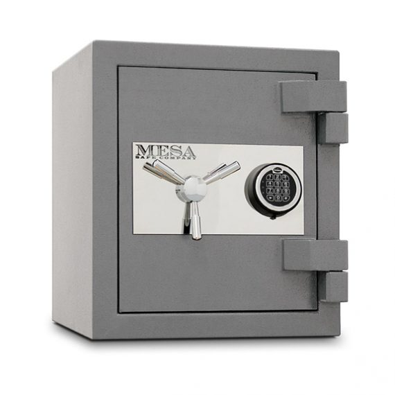 Mesa Safes MSC1916E Safe - 2 Hour Fire High Security Safe - 1.1 Cubic Feet