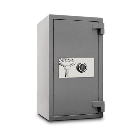 Mesa Safes MSC3820E Safe - 2 Hour Fire High Security Safe - 4.4 Cubic Feet
