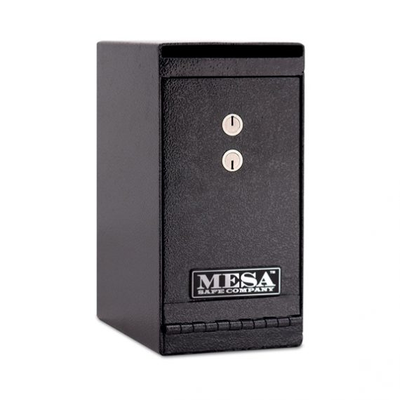 Mesa Safes MUC1K Safe - Vertical Under-counter Safe
