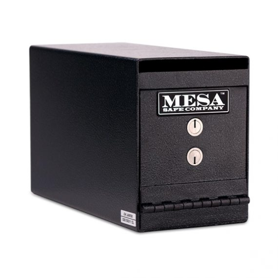 Mesa Safes MUC2K Safe - Horizontal Under-Counter Safe