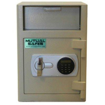 Mutual Safes - FL1913E - 1 Door Front Depository Safe