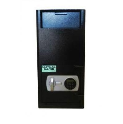 Mutual Safes - FL2813E - 1 Door Front Depository Safe