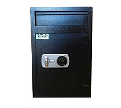 Mutual Safes - FL3020 - 1 Door Front Depository Safe