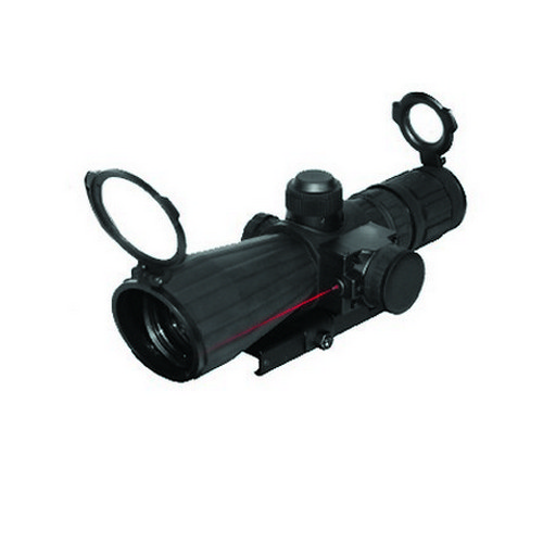 NcStar Mark III Rubber Tactical Series Scope