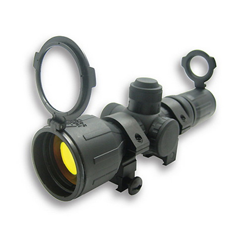 NcStar Rubber Tactical-Double Illumination Series Scope