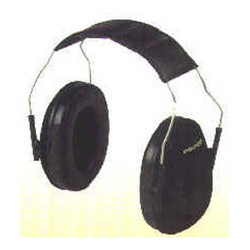 Peltor Passive Hearing Protectors - Junior Earmuff Black