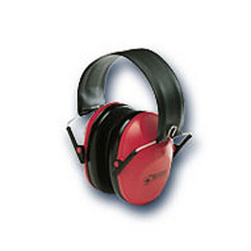 Peltor Passive Hearing Protectors - Shot Gunner Folding Protector Red