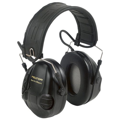 Peltor Tactical Hearing Protectors - Tactical Sport NRR 20dB