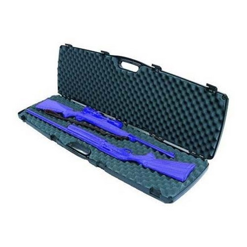 Plano SE Double Scoped Rifle/Shotgun Case Blk-SE Series Case