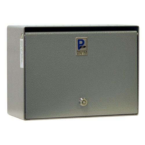 Protex SDB-250 Wall Mounted Drop Box With Tubular Lock