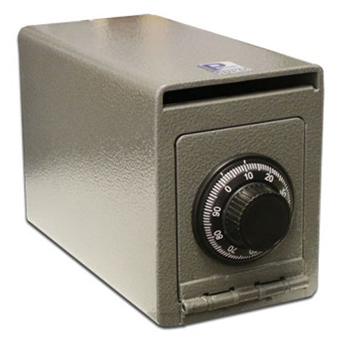 Protex TC-01C Safe - Small Heavy Duty Mechanical Drop Box