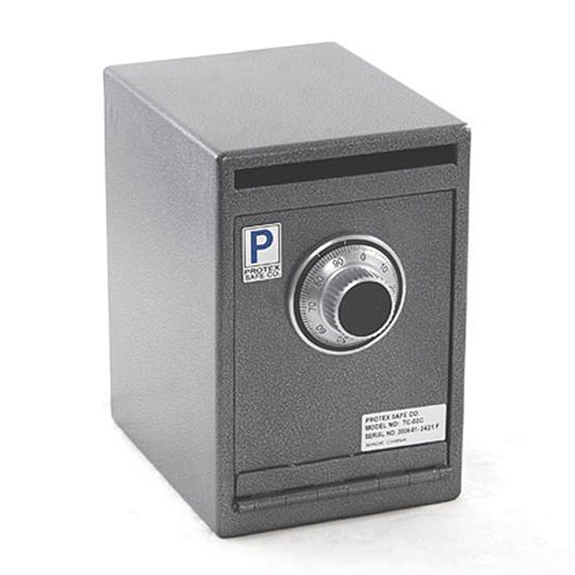 Protex TC-03C Safe - Large Heavy-duty Mechanical Drop Box