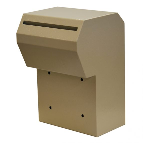 Protex WSR-162 Through-The-Door Letter Drop Box