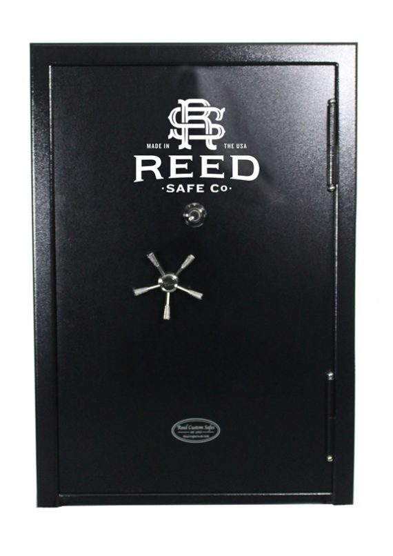 Reed Custom - Model 5072 MS Safe - MS7 Collection - 50 Gun 90 Minute Fire Rating - 7 Gauge