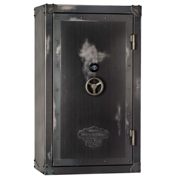 Rhino CIWD7242X Ironworks Series 54 Long Gun 10 Pistol Pocket Gun Safe