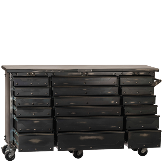 Rhino - IWTC4372D - Ironworks Tool Chest
