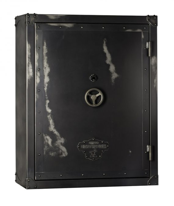 Rhino Ironworks CIWD7256X Series 76 Long Gun 16 Pistol Pockets Gun Safe
