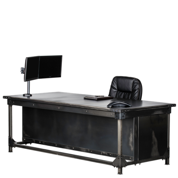 Rhino Ironworks Executive Desk