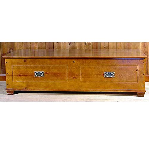 Scout 1902 Gun Cabinet / Display Cabinet Chest - 6-Gun