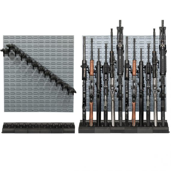 SecureIt Tactical Steel 12 - Gun Safe Kit