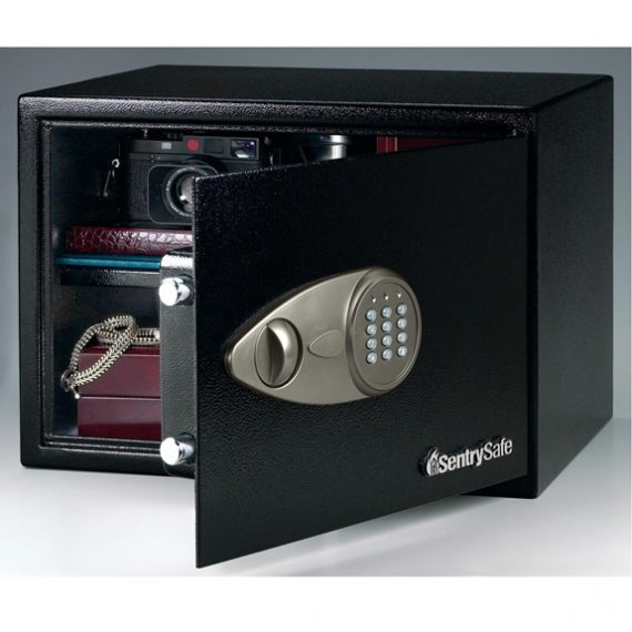 Sentry X125 Security Safe w/ Electric Lock