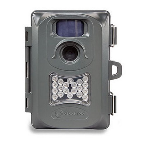 Simmons 6MP Whitetail Cam Grey Case, Night Vision, Clam