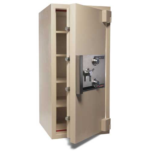 Socal Safe F-5524 V8 International Fortress TL-30 Composite Safe - 15.3 cu. ft.