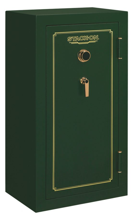 Stack-On Fire Series 24 Gun Safe w/ Combination Lock
