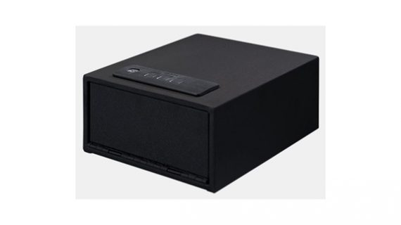 Stack-On QAS-1545 Quick Access Personal Safe w/ Electronic Lock