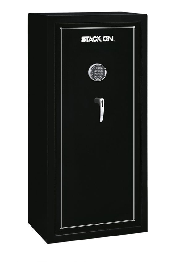 Stack-On SS-Series 22-Gun Safe w/Electronic Lock