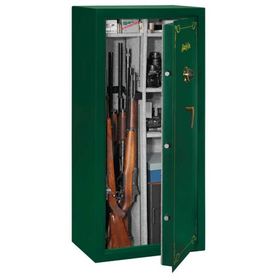 Stack-On Stack-On SS-Series 22-Gun Safe w/ Combination Lock Hunter Green