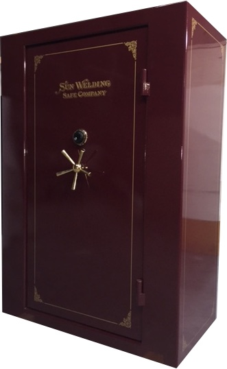 Sun Welding M-5028T Series 30-120 Minute Fire Rating 84 Gun Safe