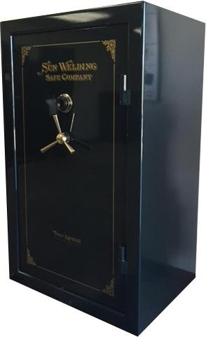 Sun Welding P-36T Series 30-120 Minute Fire Rating 56 Gun Safe