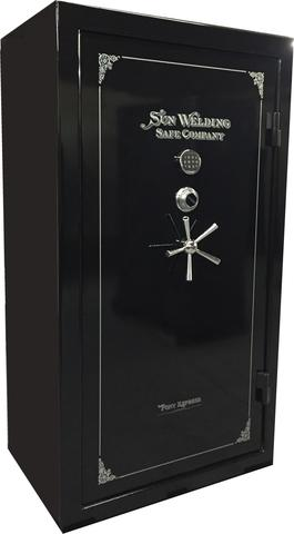 Sun Welding P-4028T Series 30-120 Minute Fire Rating 64 Gun Safe