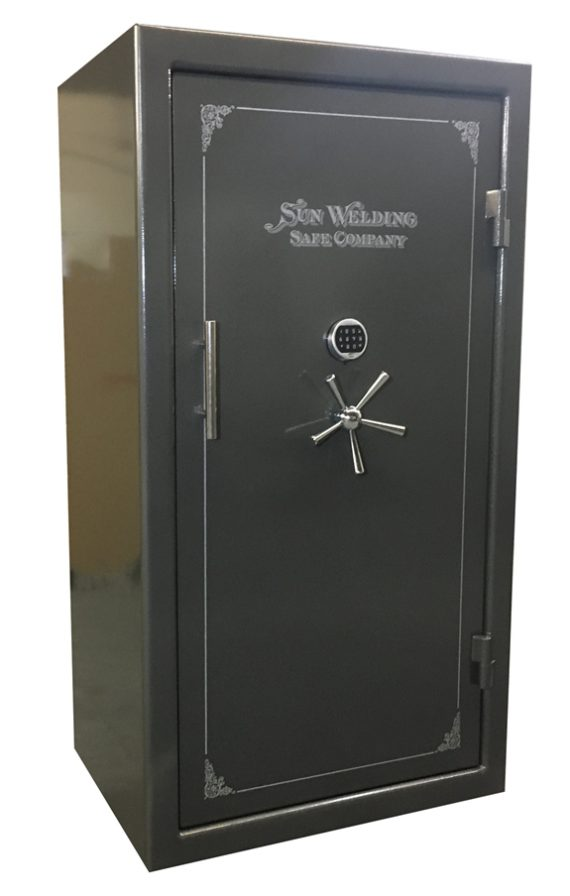 Sun Welding V-4028T Series 30-120 Minute Fire Rating 84 Gun Safe