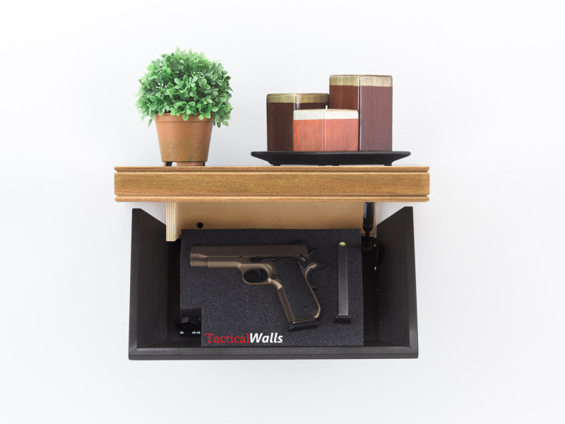 Tactical Walls - 812 Tactical Pistol Length Shelf
