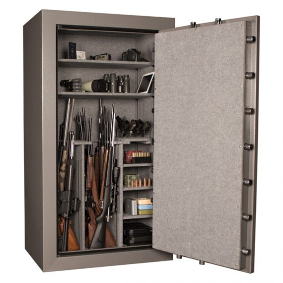 Tracker Series Model TS45 45 Long Gun Safe