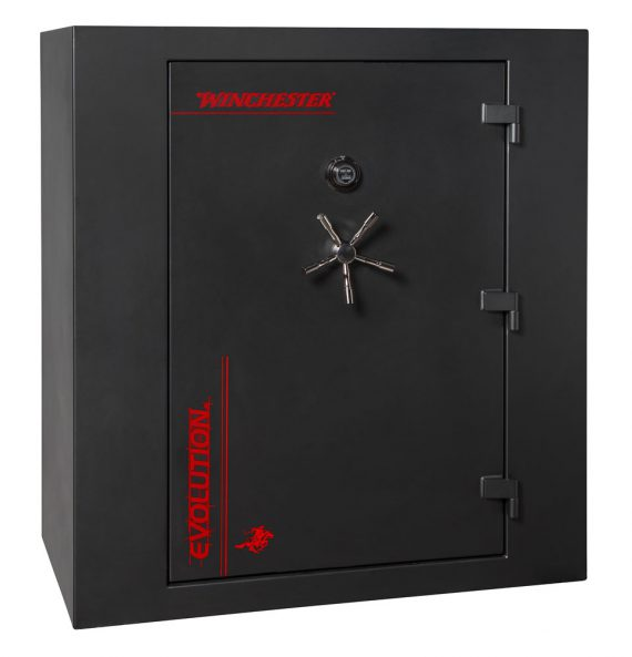 Winchester 2017 Evolution 55 - 67 Gun Safe