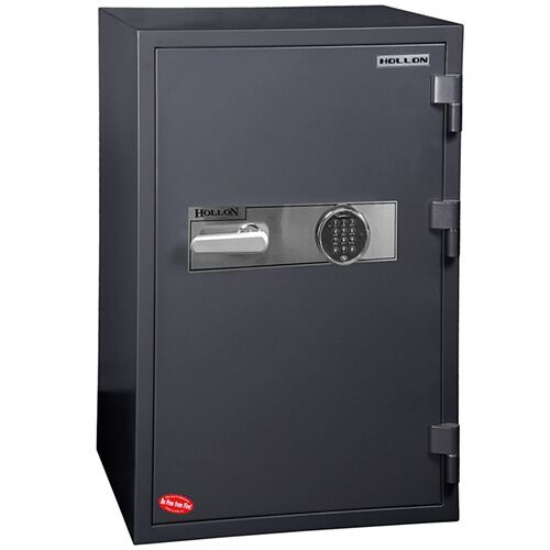Hollon HS-1000 2 Hr. Fireproof Office Safe - 4.4 cu. ft.