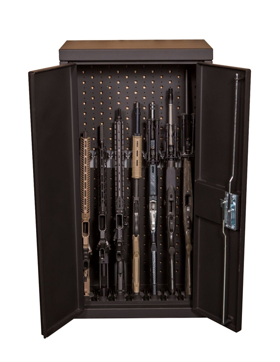 Gallow Tech - Heavy Duty Weapon Cabinets - WCAB-50.26.15-11 SecureIt Model 52 Agile