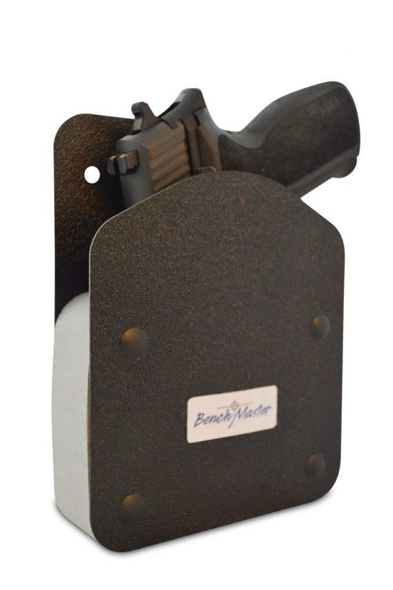 BenchMaster - Weapon Rack - BMWRMHSAV - Single Gun Pistol Rack - Left or Right Handed