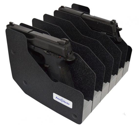 Benchmaster - 6 Gun Weapon Rack