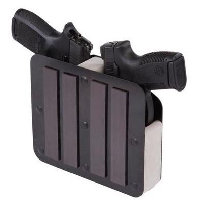 Benchmaster - Double Gun Weapon Rack - Magnetic