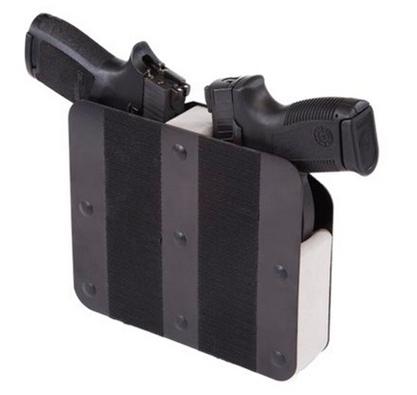 Benchmaster - Double Gun Weapon Rack - Velcro